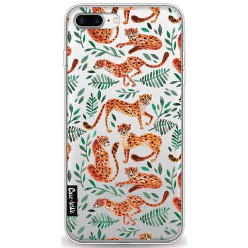 Casetastic Softcover Apple iPhone 7 Plus / 8 Plus - Cheetah Life