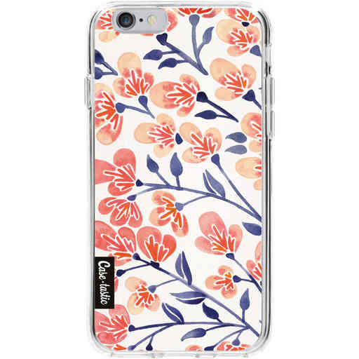 Casetastic Softcover Apple iPhone 6 / 6s - Cherry Blossoms Peach