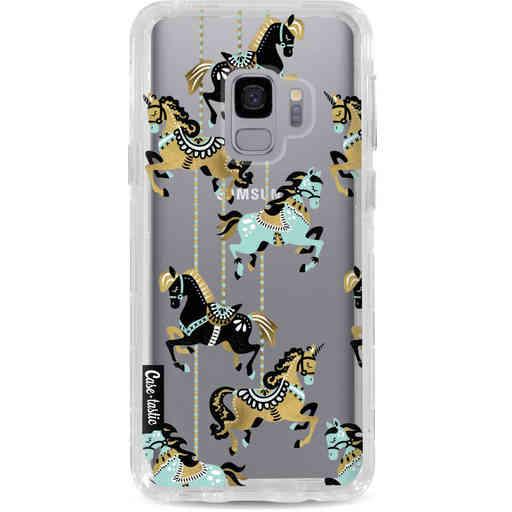 Casetastic Dual Snap Case Samsung Galaxy S9  - Carousel Horses