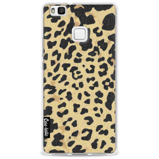 Casetastic Softcover Huawei P9 Lite - Leopard Print Sand