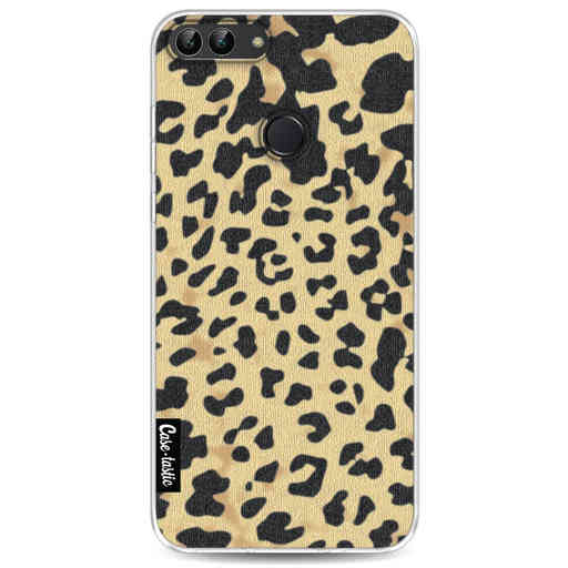 90155c74b7e Casetastic Softcover Huawei P Smart - Leopard Print Sand