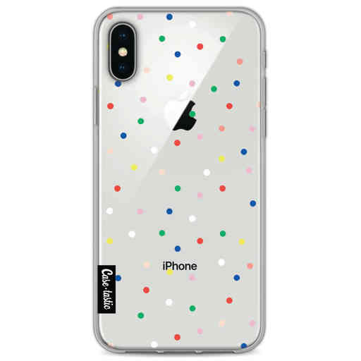 Casetastic Softcover Apple iPhone X / XS - Candy