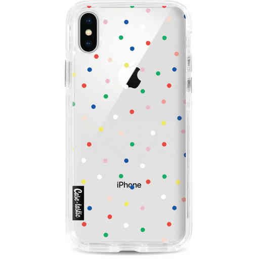 Casetastic Dual Snap Case Apple iPhone X / XS - Candy