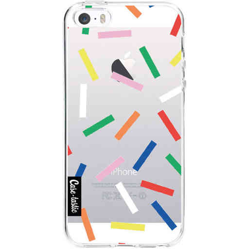 Casetastic Softcover Apple iPhone 5 / 5s / SE - Sprinkles