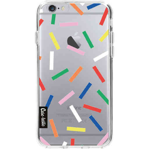 Casetastic Softcover Apple iPhone 6 / 6s - Sprinkles