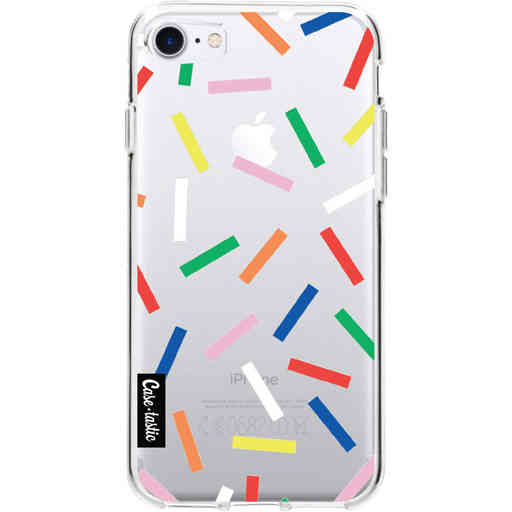 Casetastic Softcover Apple iPhone 7 / 8 / SE (2020) - Sprinkles