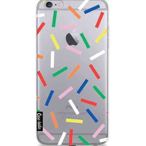 Casetastic Softcover Apple iPhone 6 Plus / 6s Plus - Sprinkles