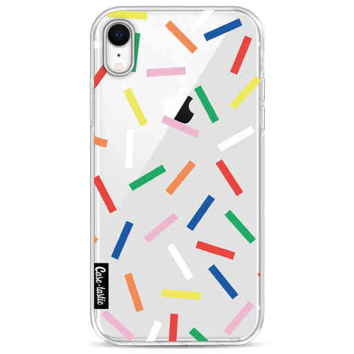 Casetastic Softcover Apple iPhone XR - Sprinkles