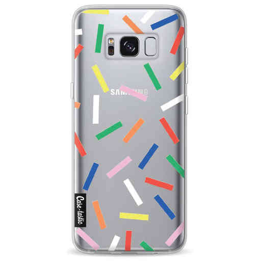 Casetastic Softcover Samsung Galaxy S8 - Sprinkles