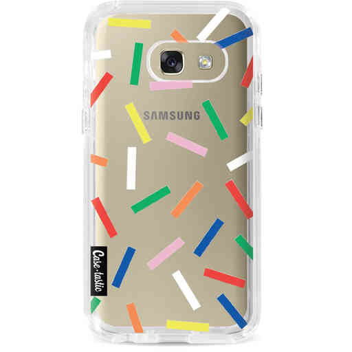 Casetastic Dual Snap Case Samsung Galaxy A3 (2017) - Sprinkles