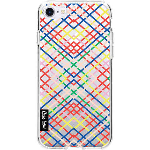 Casetastic Softcover Apple iPhone 7 / 8 / SE (2020) - Weave Pattern