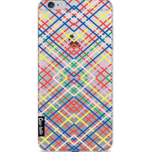 Casetastic Softcover Apple iPhone 6 Plus / 6s Plus - Weave Pattern