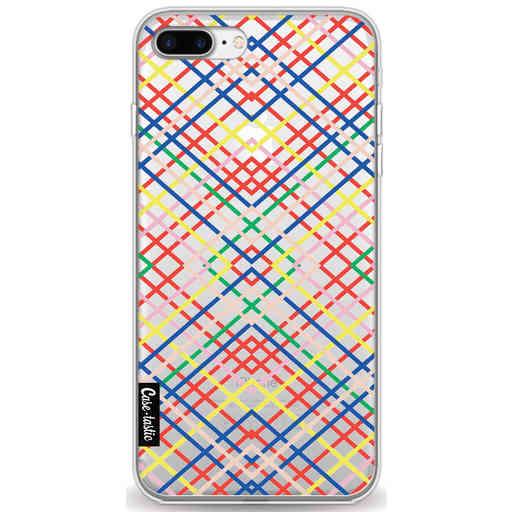Casetastic Softcover Apple iPhone 7 Plus / 8 Plus - Weave Pattern