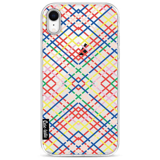 Casetastic Softcover Apple iPhone XR - Weave Pattern