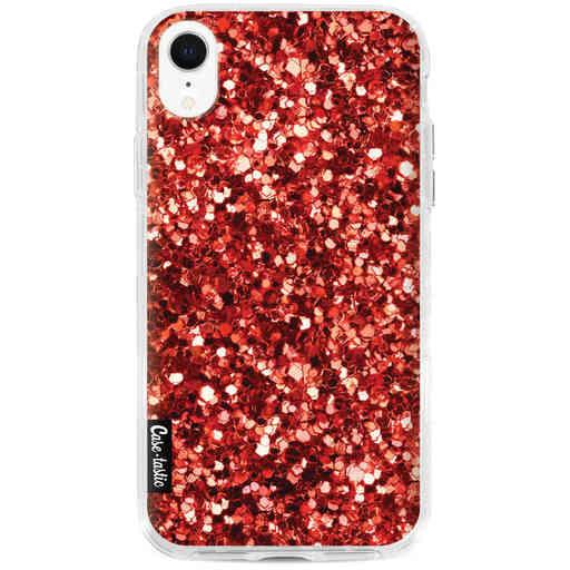 Casetastic Dual Snap Case Apple iPhone XR - Festive Red
