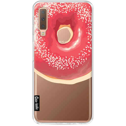 Casetastic Softcover Samsung Galaxy A7 (2018) - The Big Donut