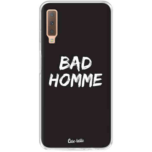 Casetastic Softcover Samsung Galaxy A7 (2018) - Bad Homme