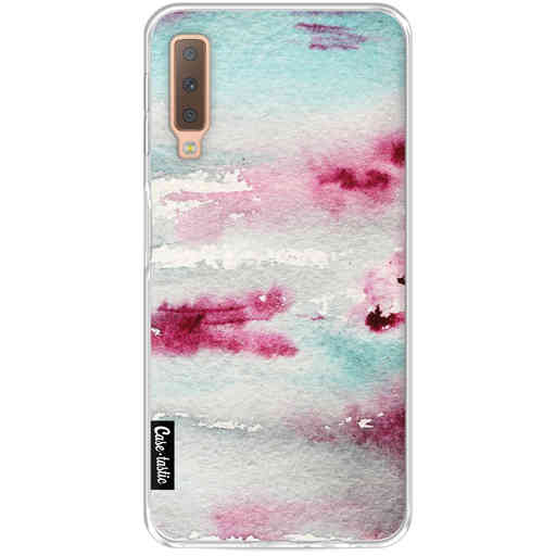 Casetastic Softcover Samsung Galaxy A7 (2018) - Sweet Memories