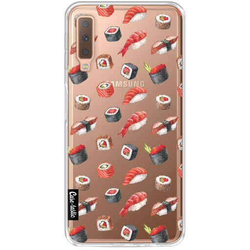 Casetastic Softcover Samsung Galaxy A7 (2018) - All The Sushi
