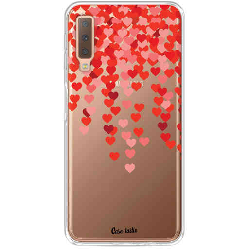 Casetastic Softcover Samsung Galaxy A7 (2018) - Catch My Heart