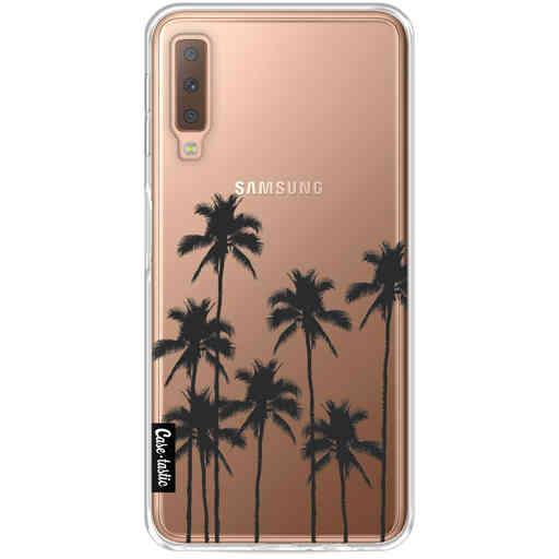 Casetastic Softcover Samsung Galaxy A7 (2018) - California Palms