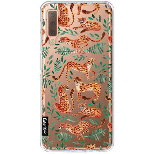 Casetastic Softcover Samsung Galaxy A7 (2018) - Cheetah Life
