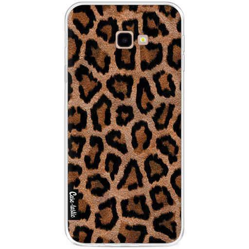 Casetastic Softcover Samsung Galaxy J4 Plus (2018) - Leopard