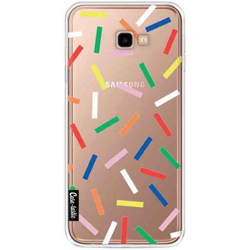 Casetastic Softcover Samsung Galaxy J4 Plus (2018) - Sprinkles