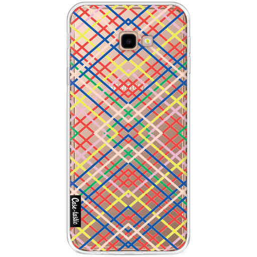 Casetastic Softcover Samsung Galaxy J4 Plus (2018) - Weave Pattern