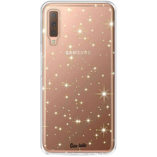Casetastic Softcover Samsung Galaxy A7 (2018) - Stars