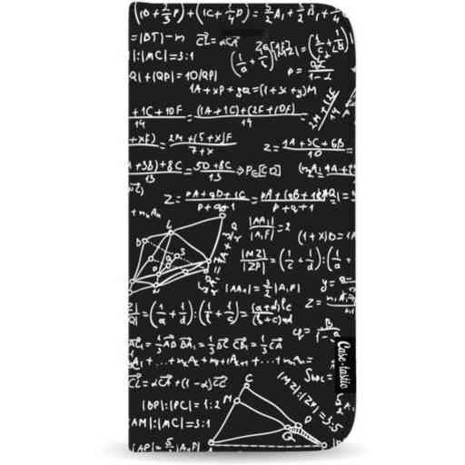 Casetastic Wallet Case Black Samsung Galaxy A7 (2018) - You Do The Math