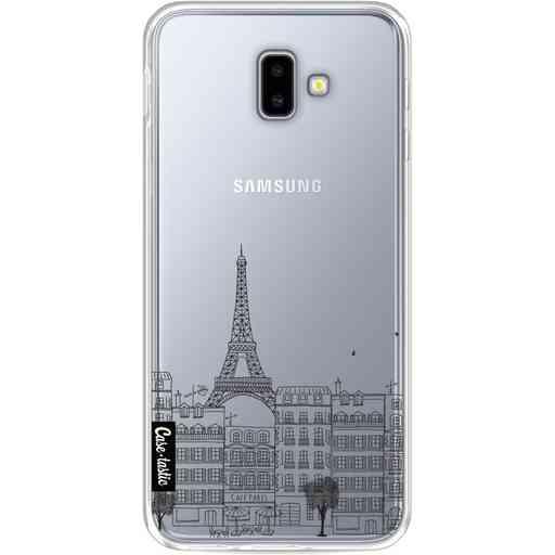 Casetastic Softcover Samsung Galaxy J6 Plus (2018) - Paris City Houses