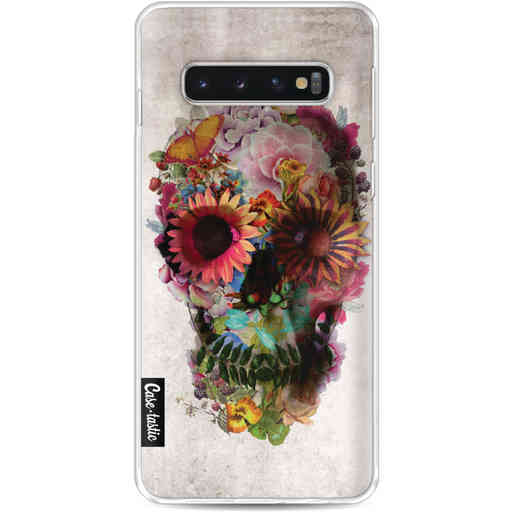 Casetastic Softcover Samsung Galaxy S10 - Skull 2
