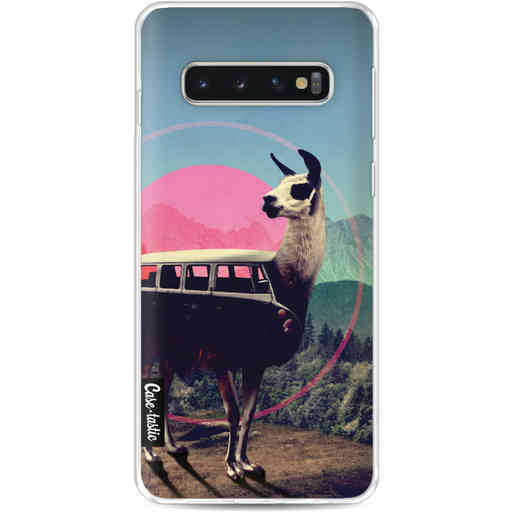 Casetastic Softcover Samsung Galaxy S10 - Llama