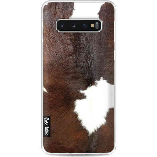Casetastic Softcover Samsung Galaxy S10 - Roan Cow