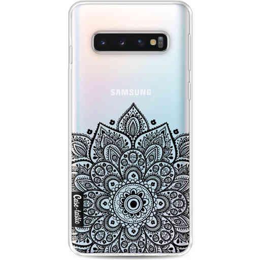 Casetastic Softcover Samsung Galaxy S10 - Floral Mandala