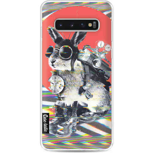 Casetastic Softcover Samsung Galaxy S10 - Time Traveller