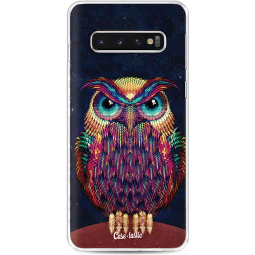 Casetastic Softcover Samsung Galaxy S10 - Owl 2