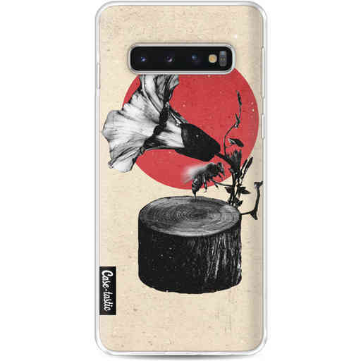 Casetastic Softcover Samsung Galaxy S10 - Gramophone