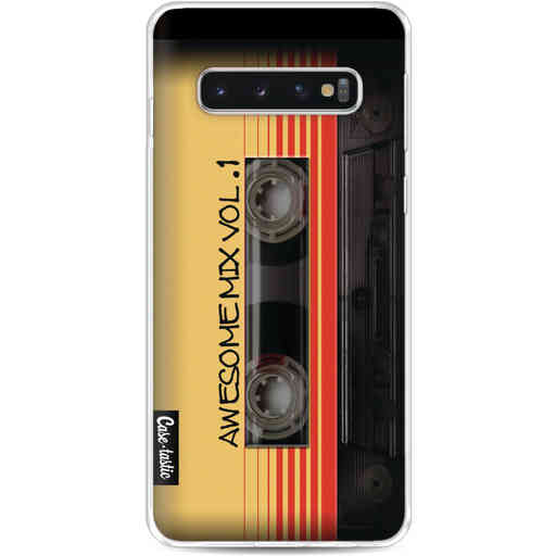 Casetastic Softcover Samsung Galaxy S10 - Awesome Mix