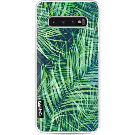 Casetastic Softcover Samsung Galaxy S10 - Palm Leaves