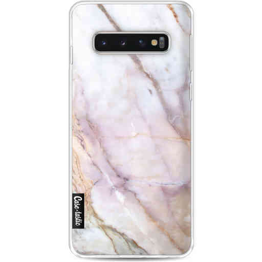 Casetastic Softcover Samsung Galaxy S10 - Pink Marble