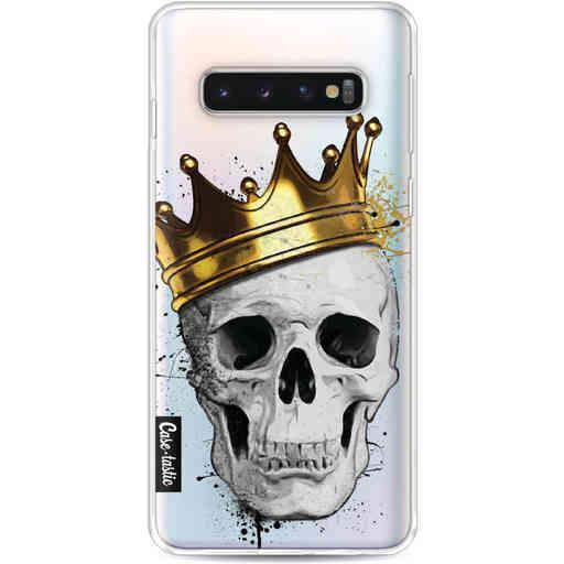 Casetastic Softcover Samsung Galaxy S10 - Royal Skull