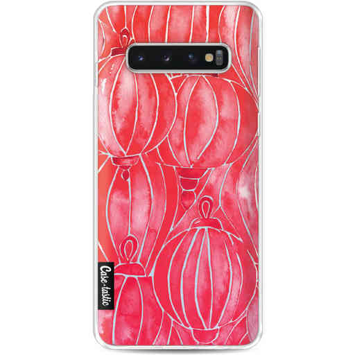 Casetastic Softcover Samsung Galaxy S10 - Red Lanterns