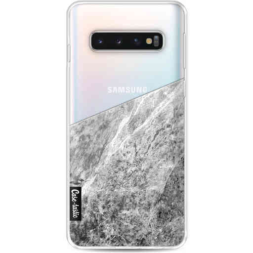 Casetastic Softcover Samsung Galaxy S10 - Marble Transparent