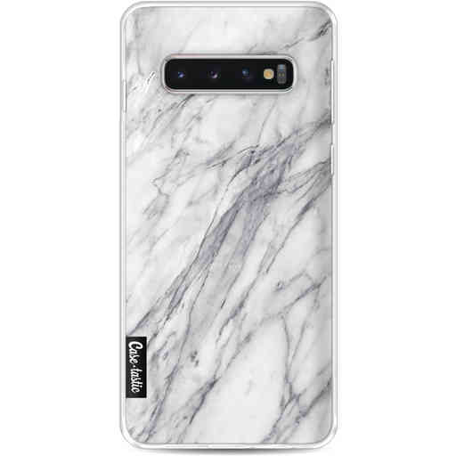 Casetastic Softcover Samsung Galaxy S10 - Marble Contrast