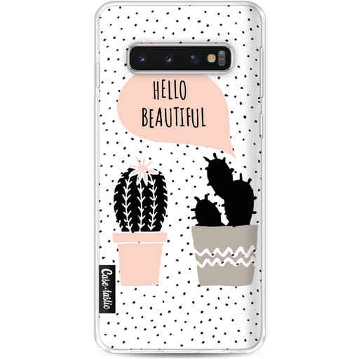 Casetastic Softcover Samsung Galaxy S10 - Cactus Love