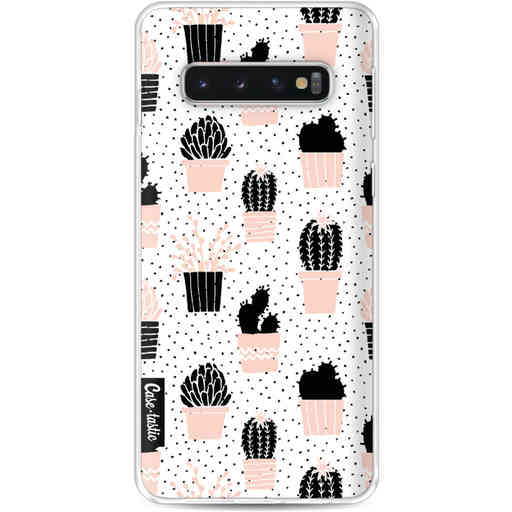 Casetastic Softcover Samsung Galaxy S10 - Cactus Print