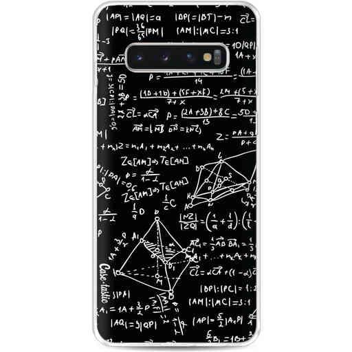 Casetastic Softcover Samsung Galaxy S10 - You Do The Math