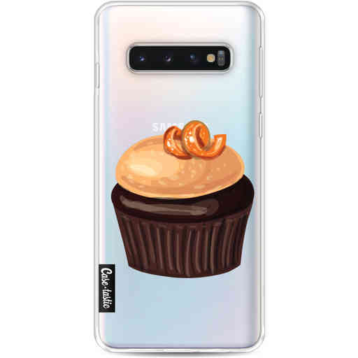 Casetastic Softcover Samsung Galaxy S10 - The Big Cupcake
